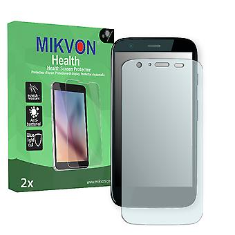 Motorola DVX Screen Protector - Mikvon Health (Retail Package with accessories)