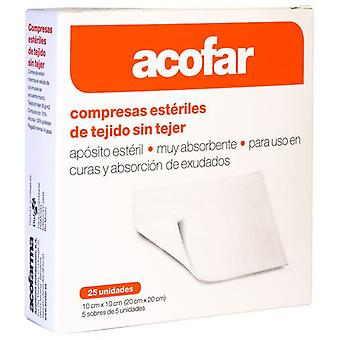Acofarma Sterile Compresses 25 units