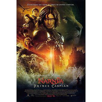 Las crónicas de Narnia Príncipe Caspian Movie Poster (27 x 40)