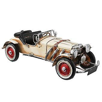 Vintage Retro Model Car Cabriolet