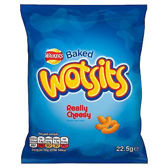 Walkers kitschig Wotsits Chips
