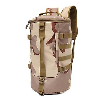 Duffel bag in hardwearing fabric, 44x27x18 cm