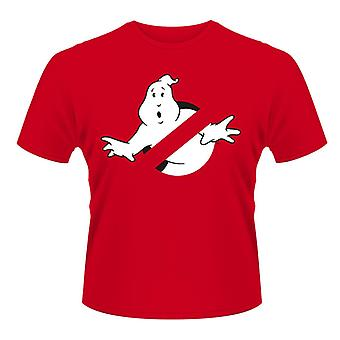 Ghostbusters Logo rotes T-Shirt