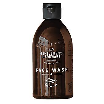 Gentlemen's Hardware Face Wash (250mL)