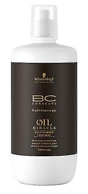 Shine Oil Treatment Golden Professional 750 Bc Miracle Ml Schwarzkopf FcT1J3lK