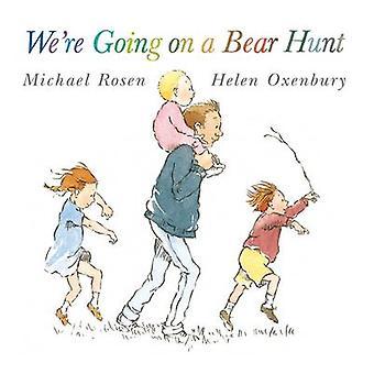 Vi kommer på en bjørn jagten af Michael Rosen - Helen Oxenbury - 978074