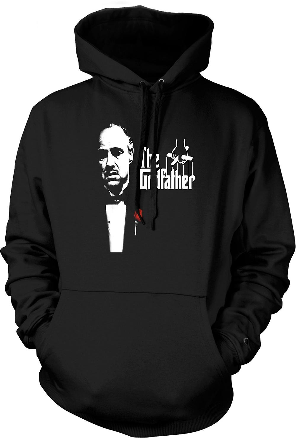 Kids Hoodie - The Godfather - Brando - Mafia