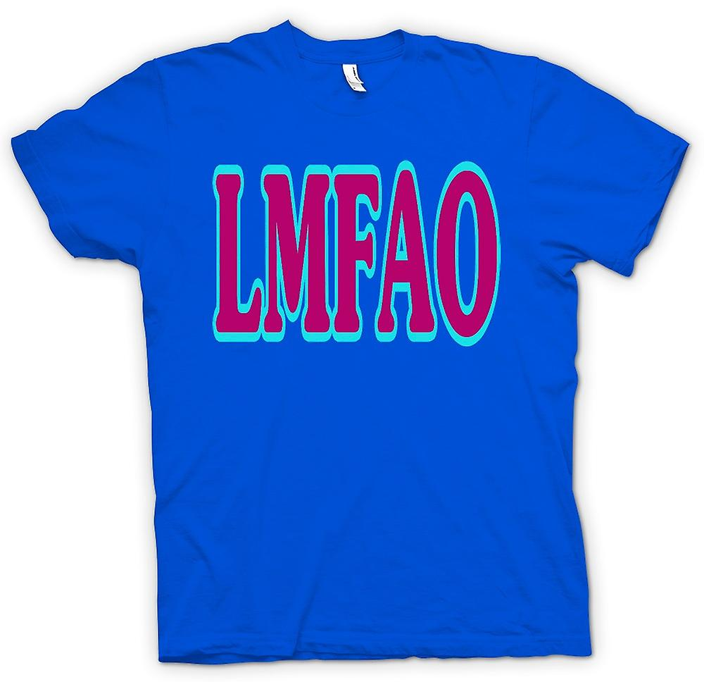 Mens T-shirt - Lmfao - Funny