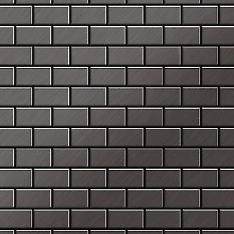 Metal mosaic Titanium ALLOY House-Ti-SB