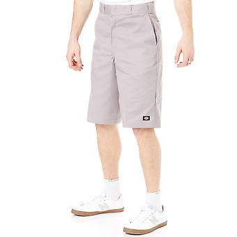 Dickies Silver Grey Multi-Pocket - 13 Inch Workshorts
