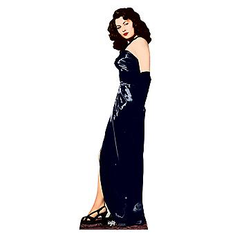 Ava Gardner Lifesize Karton Ausschnitt / f