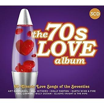 The 70s Love Album by Various Artists