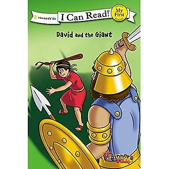 David and the Giant (I Can Read/The Beginner's Bible)