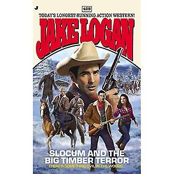Slocum and the Big Timber Terror (Jake Logan)