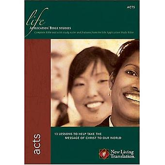 Acts (Life Application Bible Studies)