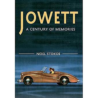Jowett: Ein Jahrhundert der Erinnerungen