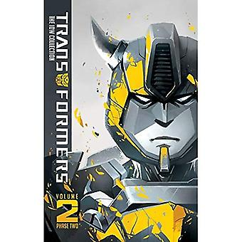 Transformers: IDW Collection Phase Two Volume 2 (Transformers Idw Coll Phase 2 Hc)