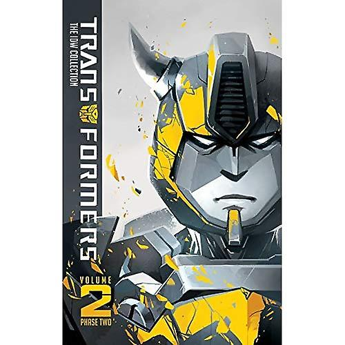 Transformers  IDW Collection Phase Two Volume 2 (Transformers Idw Coll Phase 2 Hc)