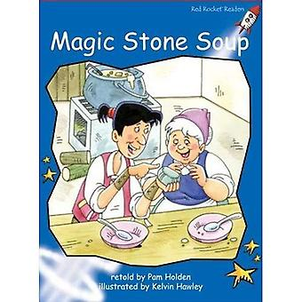 Magic Stone Soup (Red Rocket Readers)
