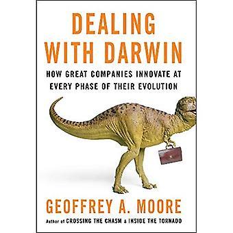 Behandlar Darwin: hur stora företagen förnya sig i varje fas av sin utveckling