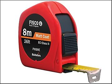 Fisco Pro Flex Tape PW8ME 8m/26ft (Width 25mm)