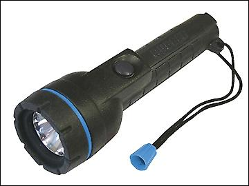 Lighthouse Rubber Torch 2 AA