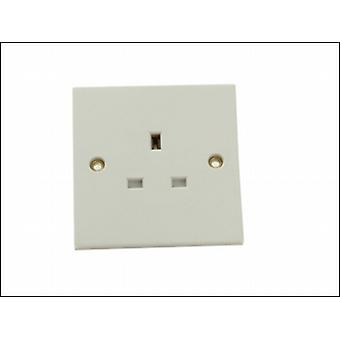 1 GANG 13AMP UNSWITCHED SOCKET