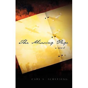 Die fehlende Seite von Schlesing & Carl L.