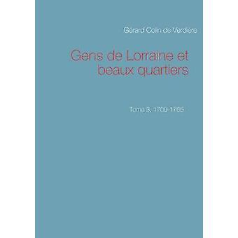 Gens de Lorraine et beaux quartiers. Tomo 3 17091765 da Colin de Verdire & Grard
