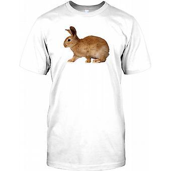 Bedårande husdjur kanin barn T Shirt