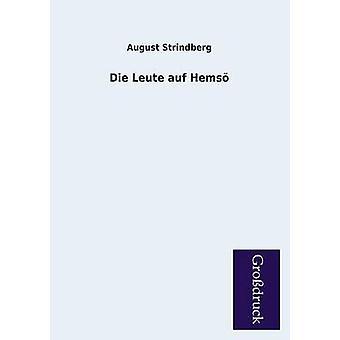 Die Leute Auf Hemso by Strindberg & August