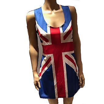 Union Jack Wear Ladies Union Jack Dress - Ginger Spice?