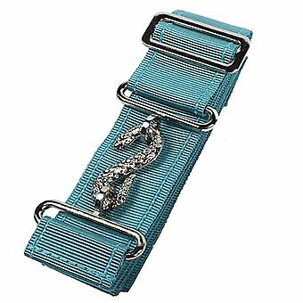 Masonic Belt Extender Sky Blue