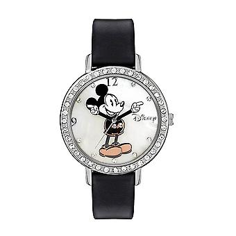 Mickey Mouse Diamond Effect Watch