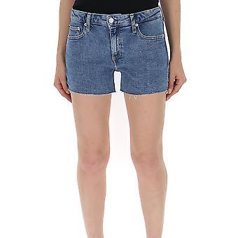 Calvin Klein Jeans Light Blue Denimshorts