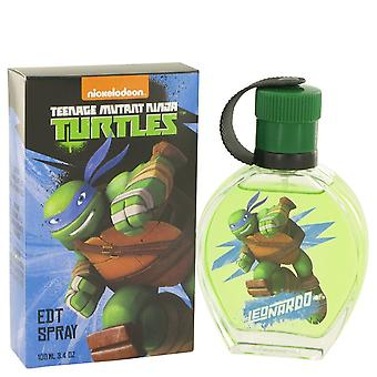 TEENAGE MUTANT NINJA TURTLES Leonardo by Marmol & Son Eau De Toilette Spray 3.4 oz / 100 ml (Men)
