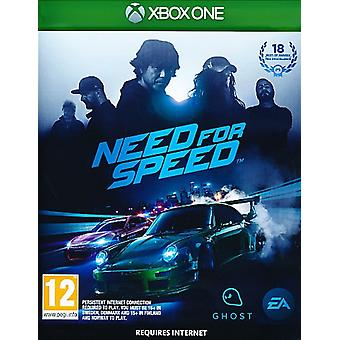 Need For Speed Nordic - Xbox One