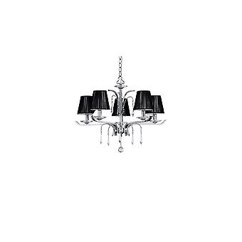 Accademy Chandelier 5 Lights
