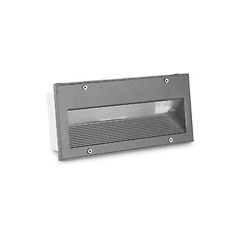 Wall Recessed Micenas 15 X Led 5.5w  Grey