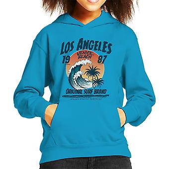 London Banter Los Angeles Original Surf Kid's Hooded Sweatshirt