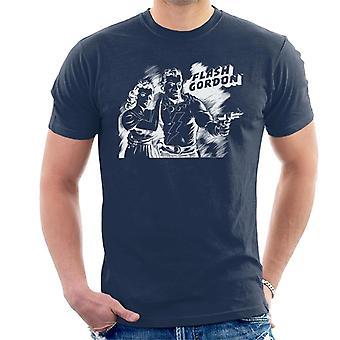 Flash Gordon Dale Sketch Art Men's T-Shirt