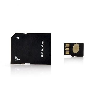 64gb TF kort + TF til SD-adapter-klasse 10 SDHC-