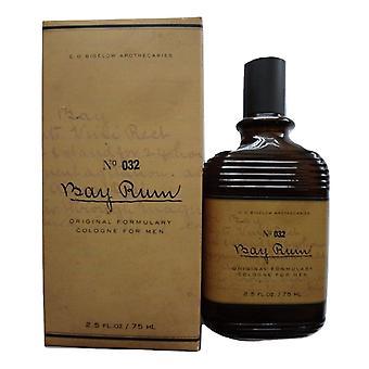 C.O.Bigelow Bay Rum Cologne  For Men No. 032 2.5 fl oz / 75 ml