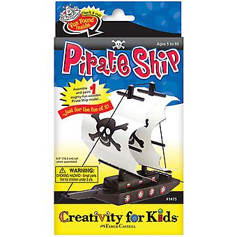Creativity For Kids Activity Kits Pirate Ship Makes 1 Ck 1475