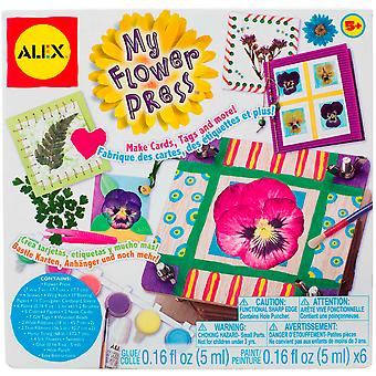 My Flower Press Kit A109w