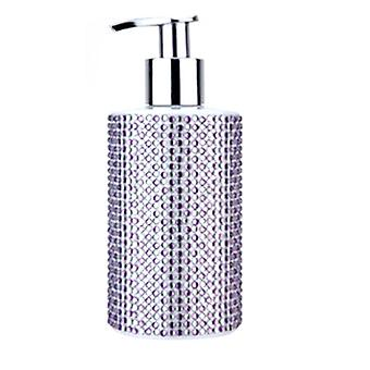 Vivian gray liquid soap lilac & white diamonds 250ml