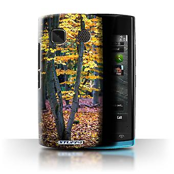 STUFF4 Case/Cover for Nokia 500/Tree/Leaves/Autumn Season