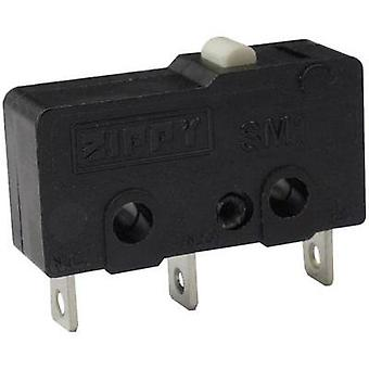 Microswitch 250 Vac 6 A 1 x On/(On) Zippy SM1-N6S-00A0-Z momentary 1 pc(s)
