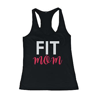 Fit Mom Work Out Tank Top Cute Mother's Day Or Holiday Gifts