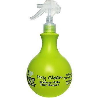 Pet chef Shampoo tørre rene 450ml